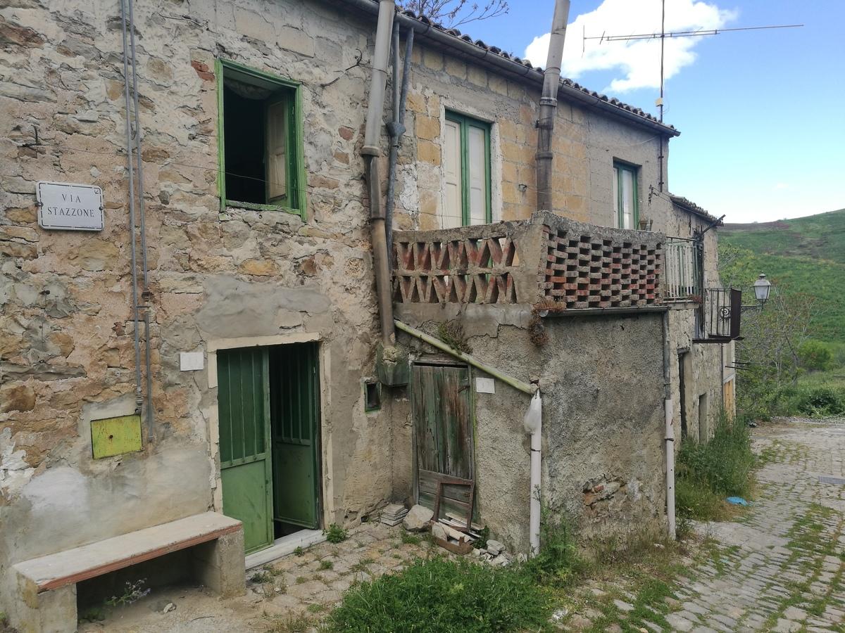 Casa in muratura con terrazza panoramica - Casa Madonie